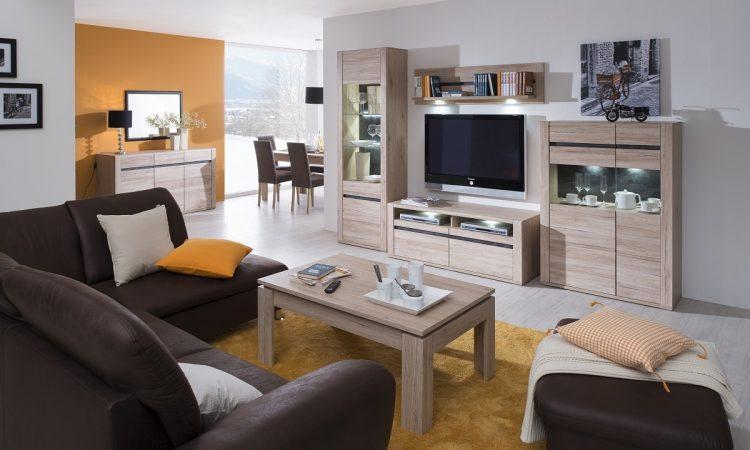 obývačka Modesto, dub san remo sand