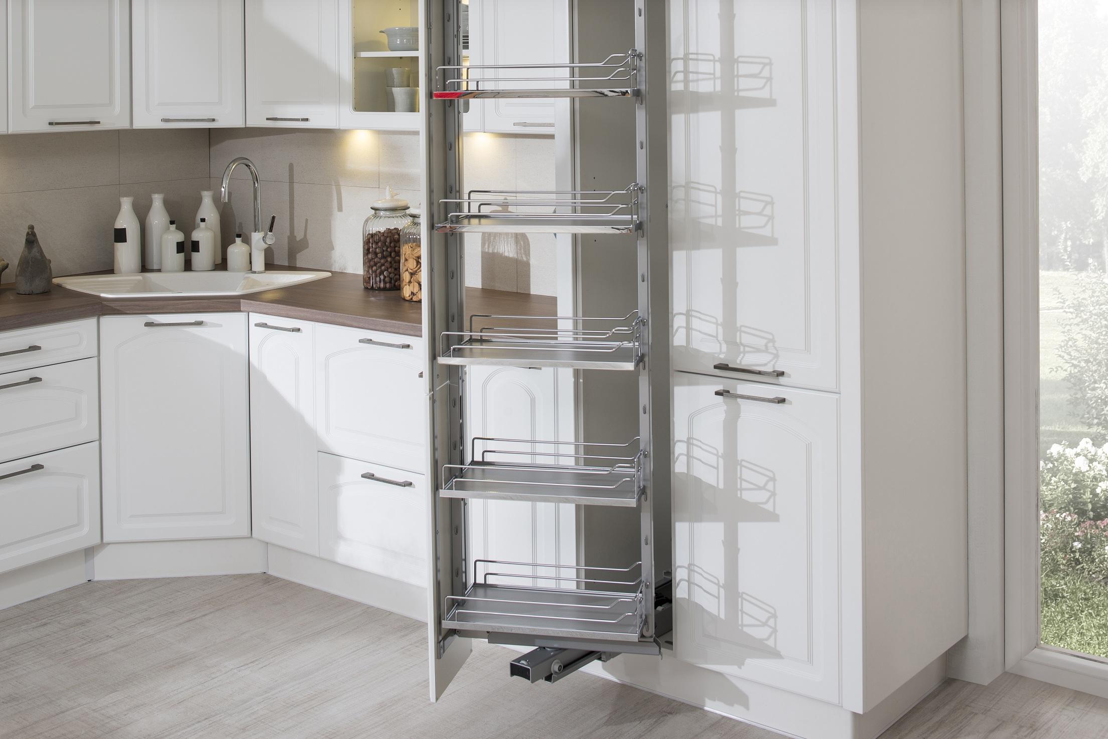 Kuchyňa Astoria výsuvné zásuvky