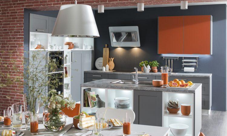 Kuchyňa Dona a stolovanie