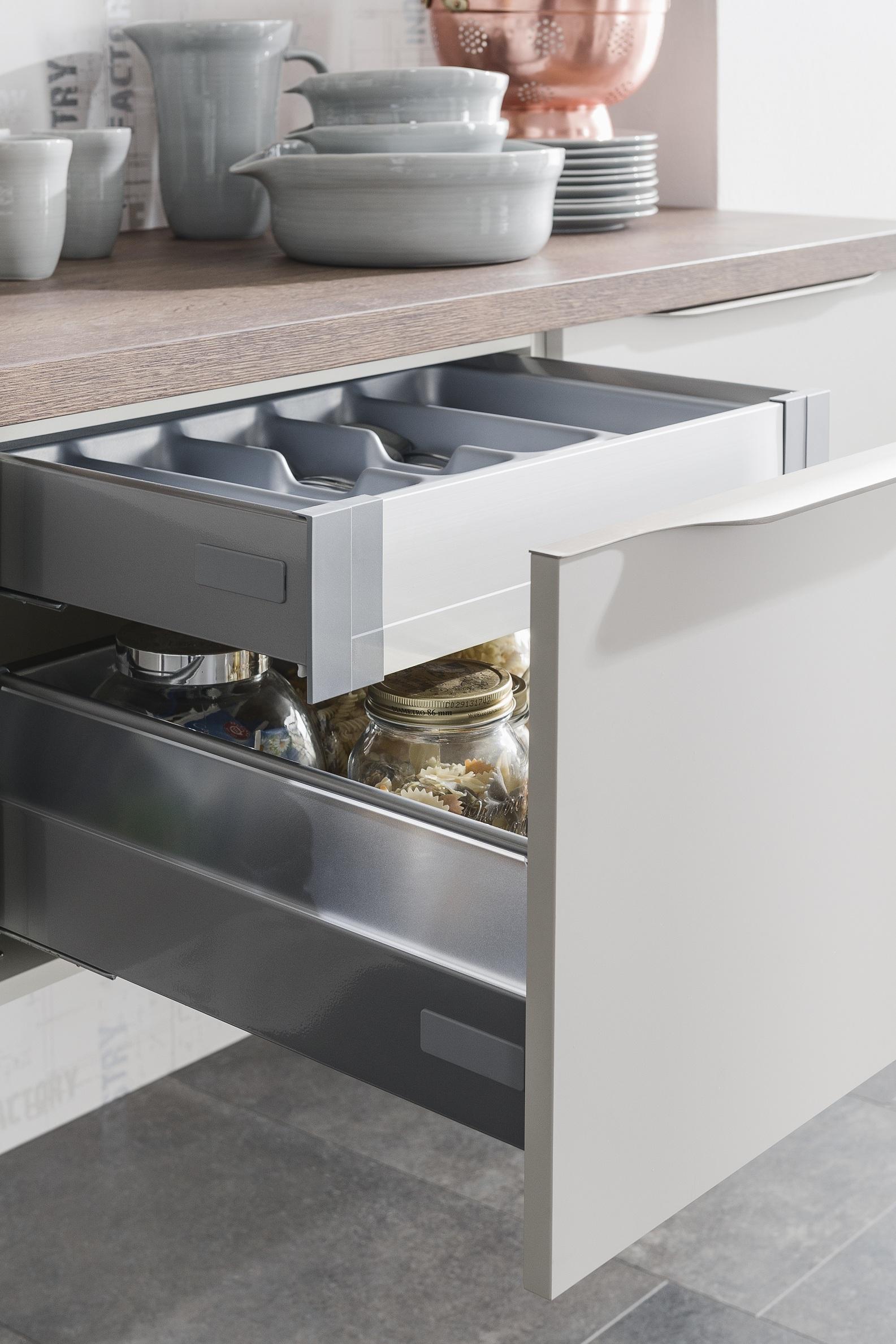 Kuchyňa Tilia vnútorná zásuvka