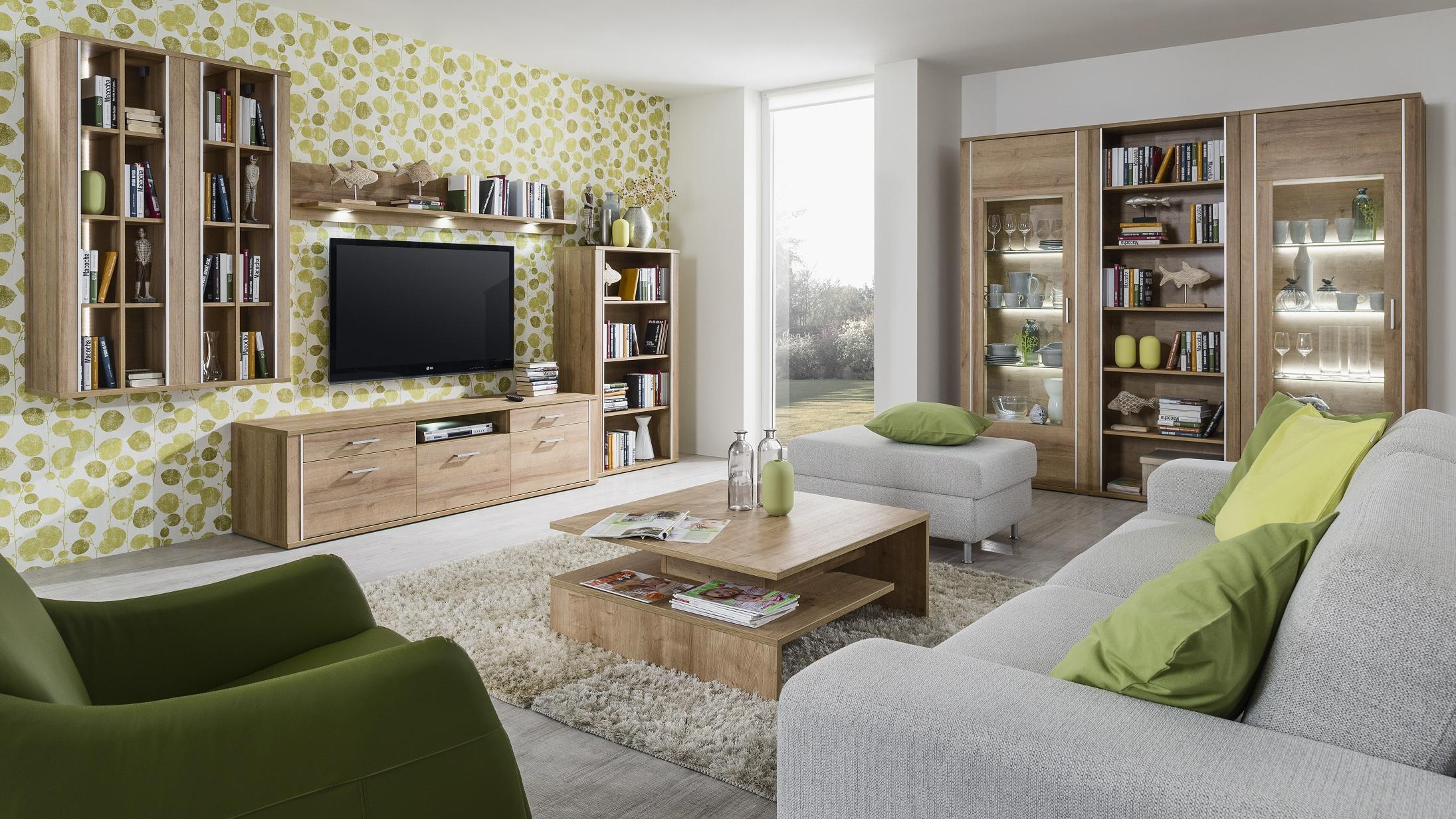 Obývačka a jedáleň Nordic