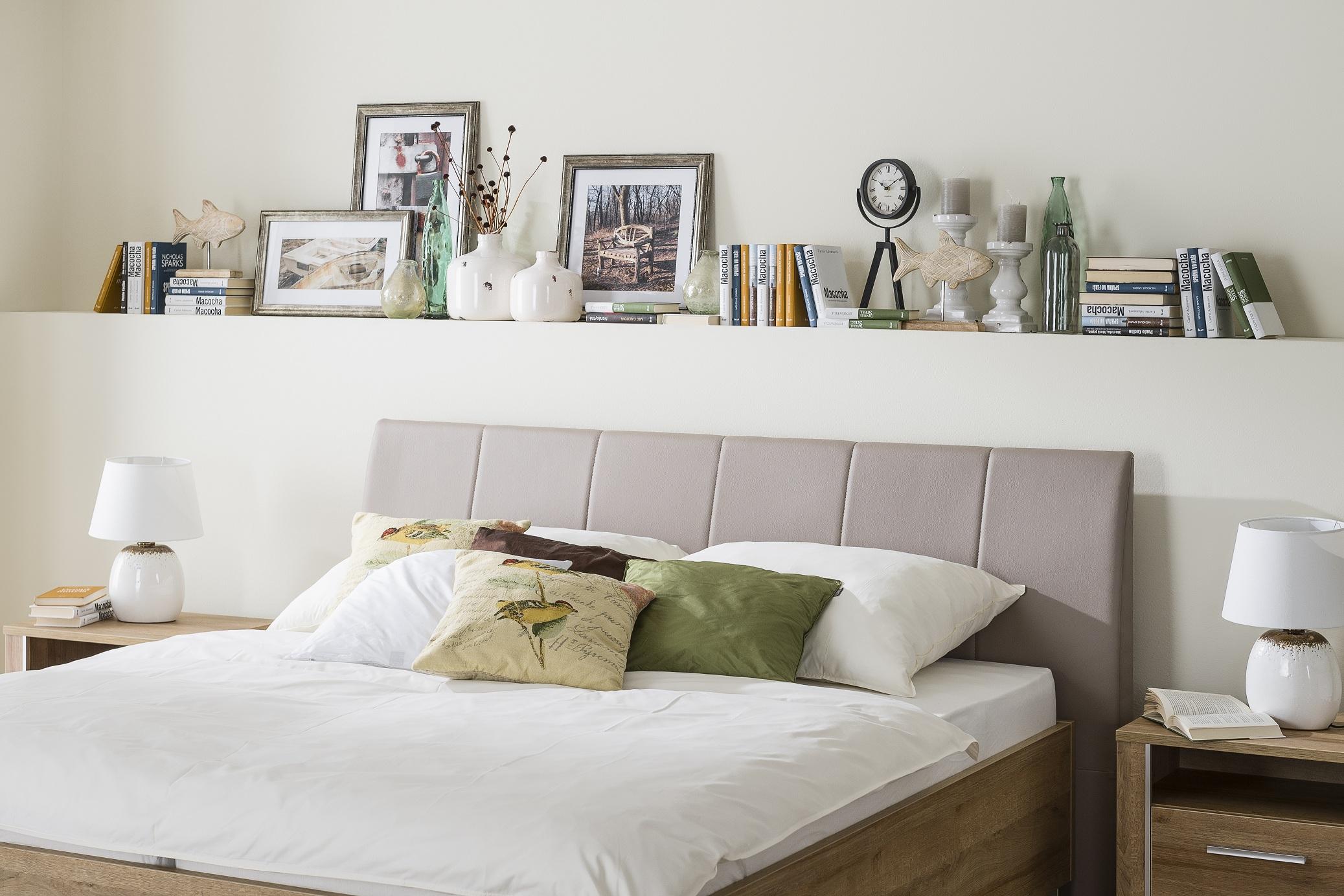 Variabilné čelo postele Nordic